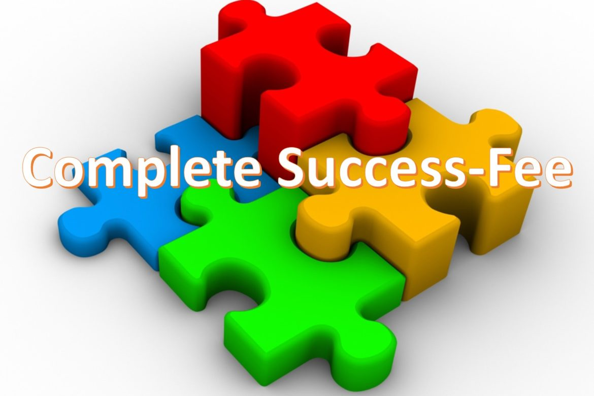 FINPLY complete success fee